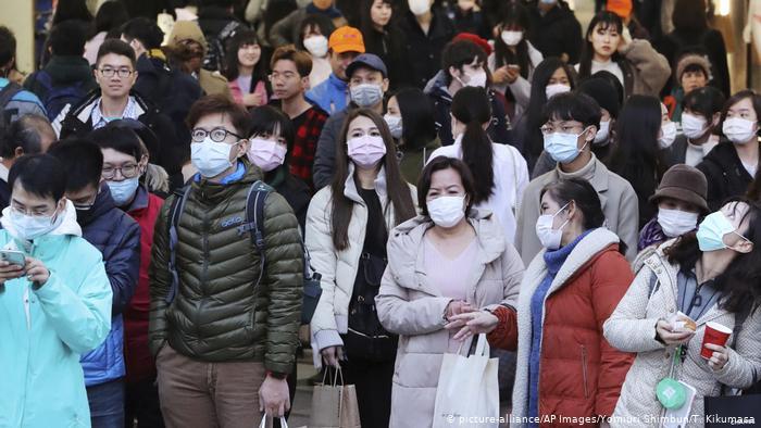 China teria escondido dados sobre coronavírus, diz agência