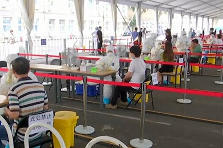 China diz ser capaz de realizar quase 3,8 milhões de testes de coronavírus em um único dia