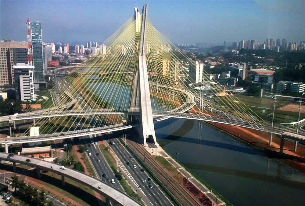 IBGE: município de São Paulo alcança 12,325 milhões de habitantes