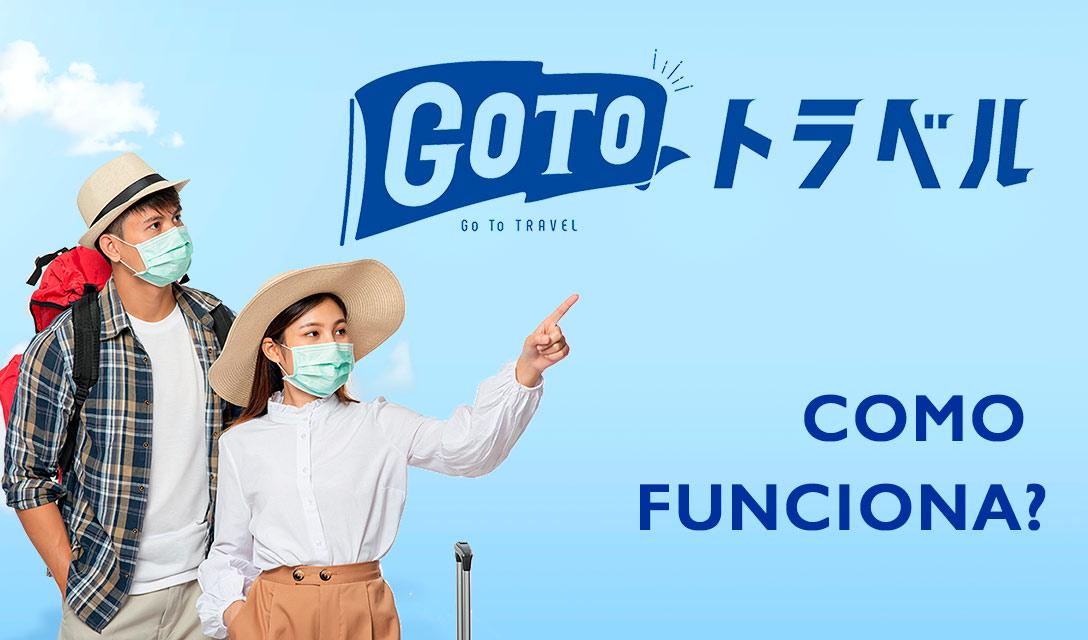 Como funciona o cupom do Go To travel?