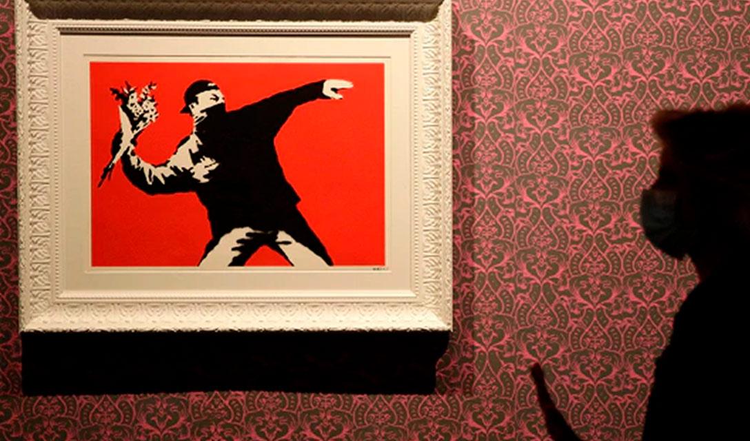 """A """"Exposição de  Banksy"""" famoso artista britânico será realizada em Nagoya em 2021"""