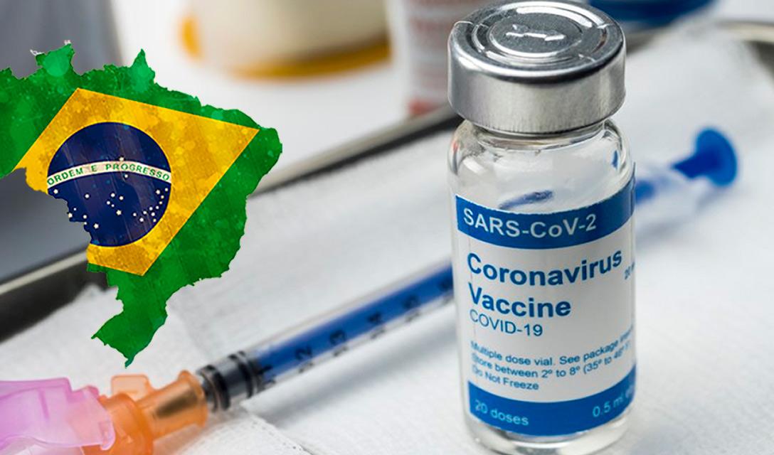 Brasil deve assinar cartas de intenção com 5 empresas de vacinas Covid-19