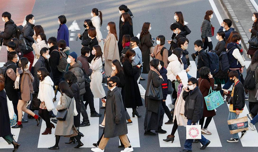 Japão registra quase 80.000 perdas de empregos relacionadas à pandemia