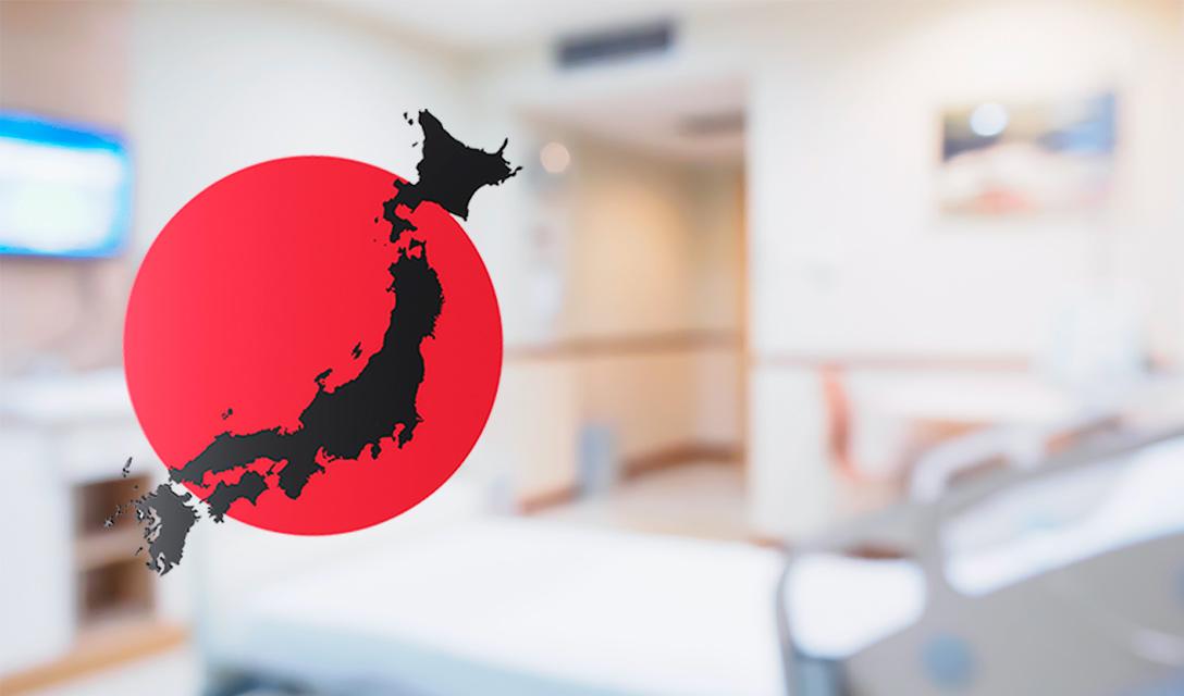 Cinco províncias no Japão enfrentam risco de escassez de leitos