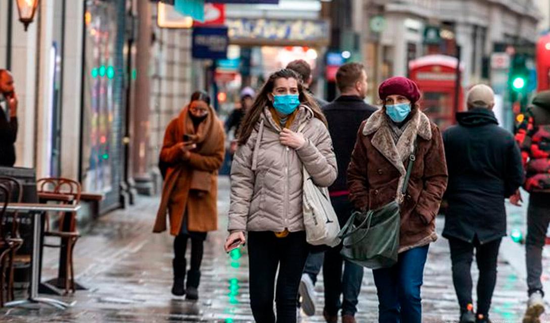 Países fecham as portas ao Reino Unido após descoberta de nova variante do coronavírus