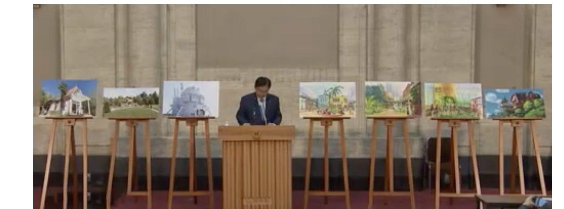 Aichi, apresentadas novas imagens do Parque Ghibli