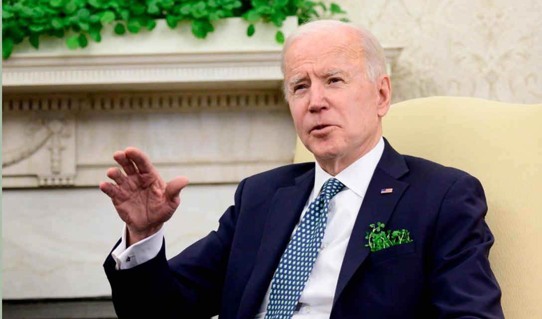 """Biden promete """"responder"""" à Coreia do Norte se a situação piorar"""