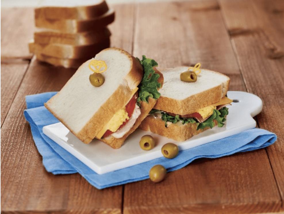 Sanduiche com fritas