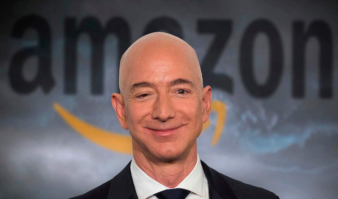 Presidente da Amazon encabeça a lista dos mais ricos do mundo
