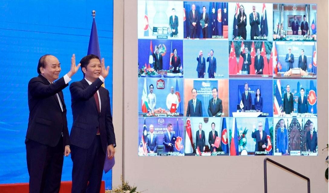 Japão aprova maior acordo comercial do mundo, incluindo China, ASEAN