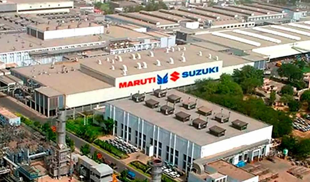 Suzuki suspenderá fábricas na Índia por questão de oxigênio
