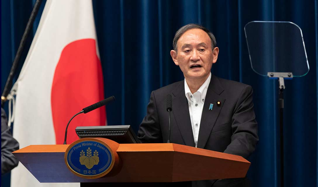 Japão busca aumentar aplicações de  vacina para 1 milhão por dia