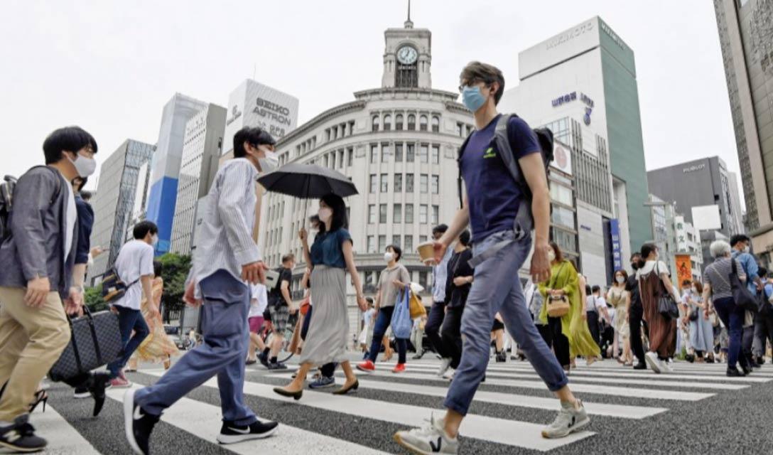 Tóquio relata 920 novos casos COVID-19