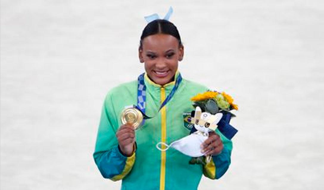 Medalhistas do Brasil na Olimpíada de Tóquio 2020