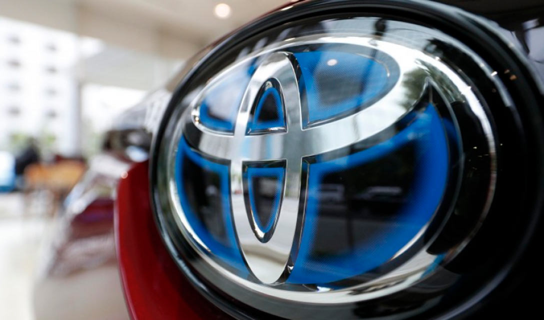 Vendas de carros da Toyota despencam na China devido à escassez de semicondutores
